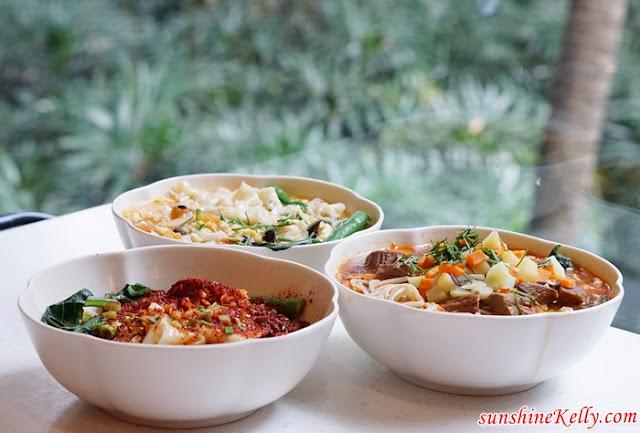 Xi'an La Mian, Shang Palace, Shangri-La Hotel Kuala Lumpur, Xian Cuisine