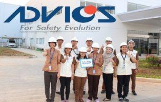 Lowongan Kerja Mins SMA SMK D3 S1 PT Advics Manufacturing Indonesia Jobs : Pro/PPIC/QC/Maintenance Operator Membutuhkan Tenaga Baru Seluruh Indonesia