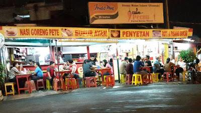 Kedai Mie Pecun Surabaya