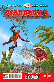 Deadpool Vol 3 1 - Deadpool Volumen #1 #2 #3 y #4 [mega]