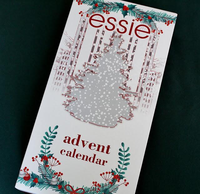 Beauty Adventskalender Essie 2017