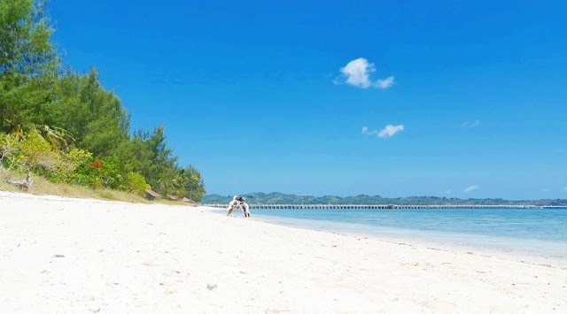 Destinasi Pariwisata Kepulauan Wakatobi