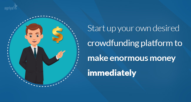Startup your own crowdfunding platform