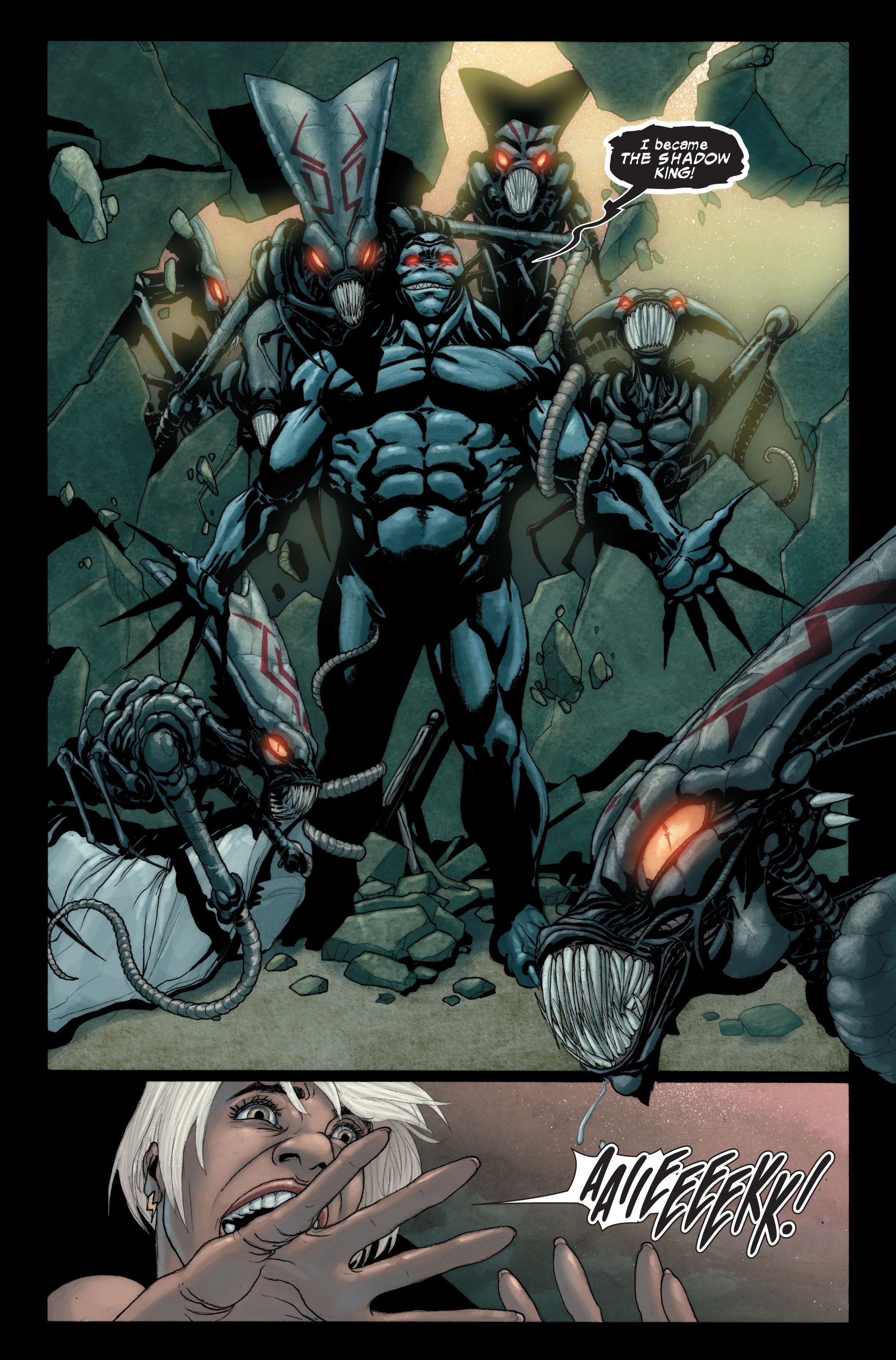 Read online Ultimate X-Men comic -  Issue #89 - 12