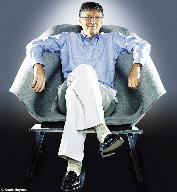 My Idol- Bill Gates