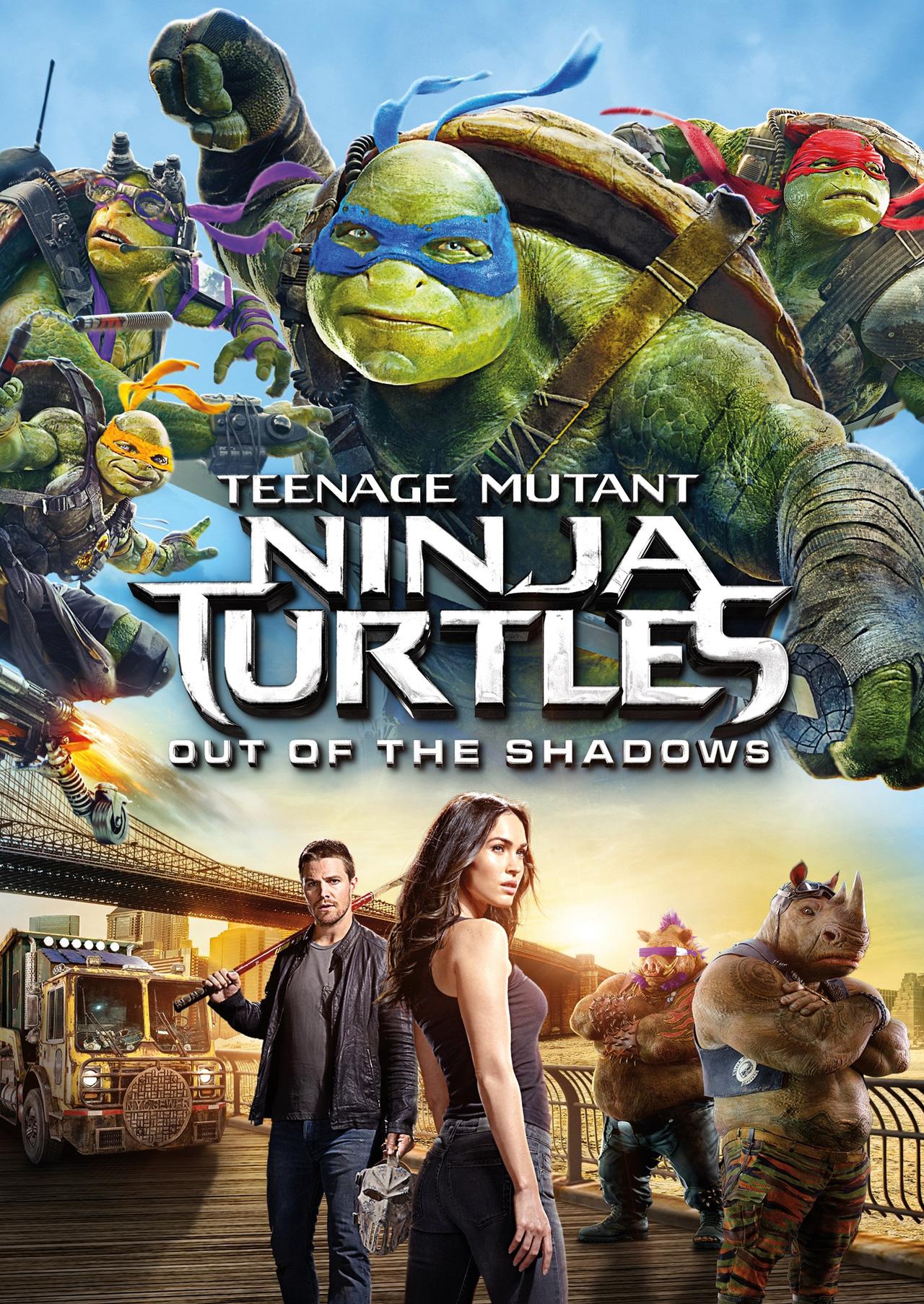 wojownicze żółwie ninja wyjście z cienia recenzja filmu fox bay