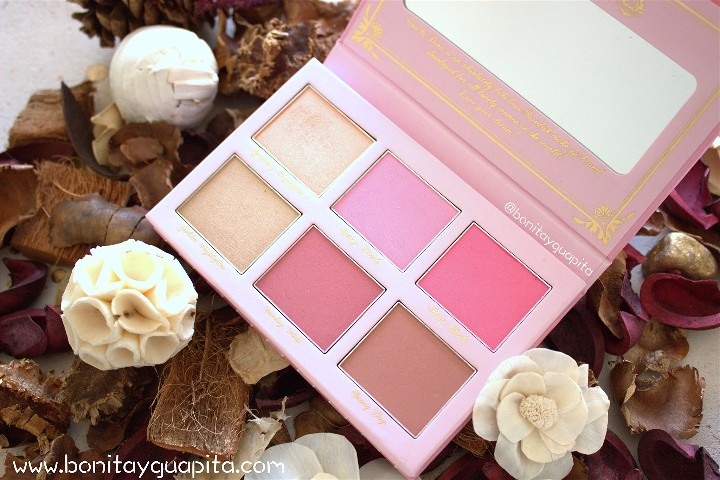 Viva La Diva DREAM CHEEK BLUSH KIT