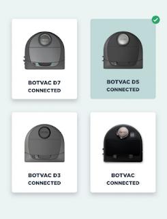 1 choose robot d5