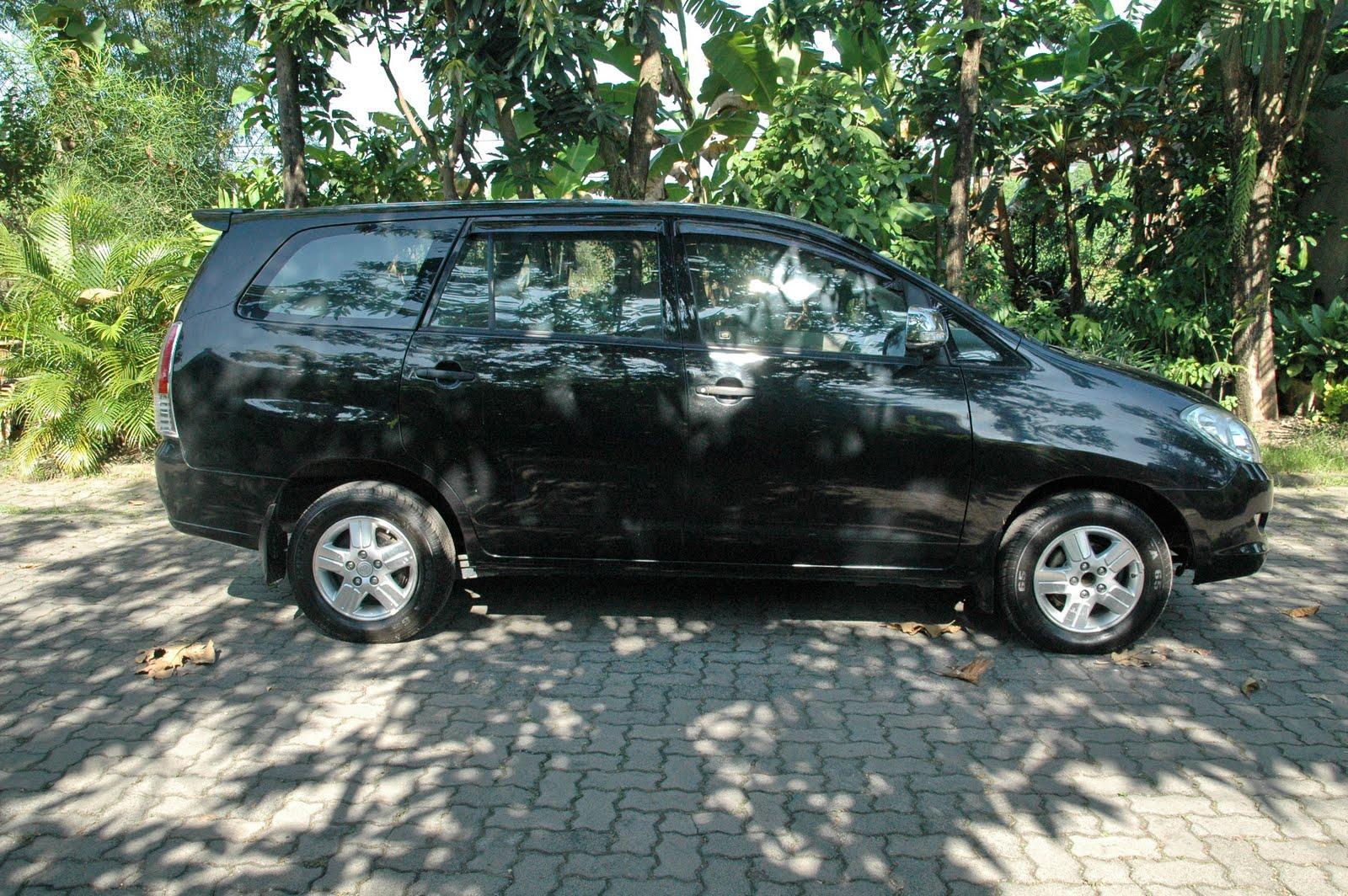 Konsumsi Bbm All New Kijang Innova Diesel Grand Avanza 1.5 G Limited Automoda Toyota 2008