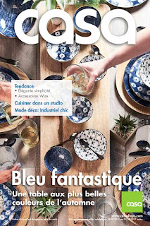 Catalogue Casa 28 août au 1 Octobre 2017