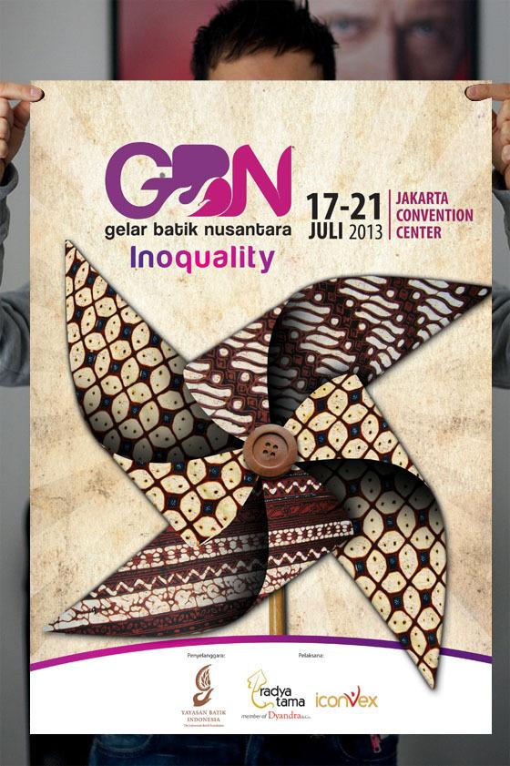 Journ To Journ Sby Cinta Jadi Tema Pagelaran Batik Nusantara 2013