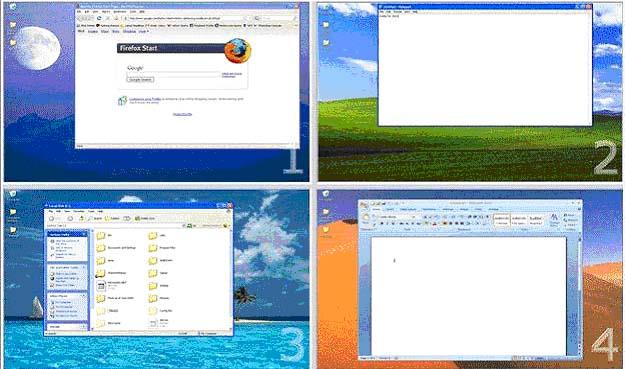 Cara Membagikan Layar Monitor Menjadi 4 Bagian Aneka Sofware