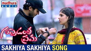 Guppedantha Prema Movie __ Sakhiya Sakhiya Video Song __ Sai Ronak, Aditi Singh, Aishwarya