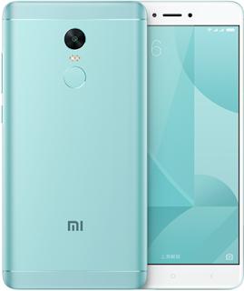 Xiaomi Redmi Note 4X Blue Niebieski