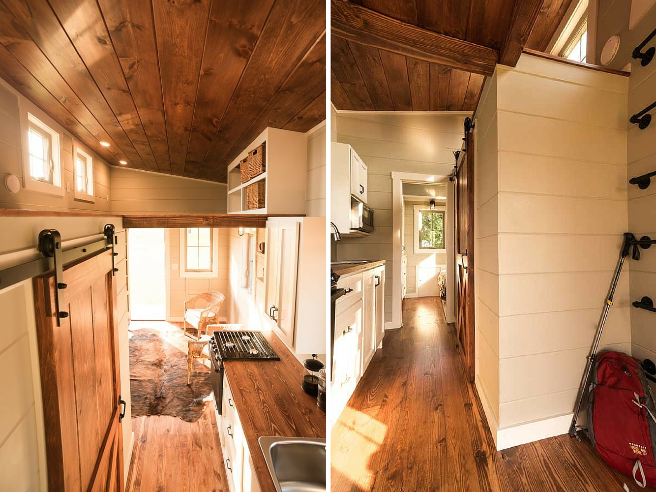 TINY HOUSE TOWN: The Boxcar From Timbercraft Tiny Homes
