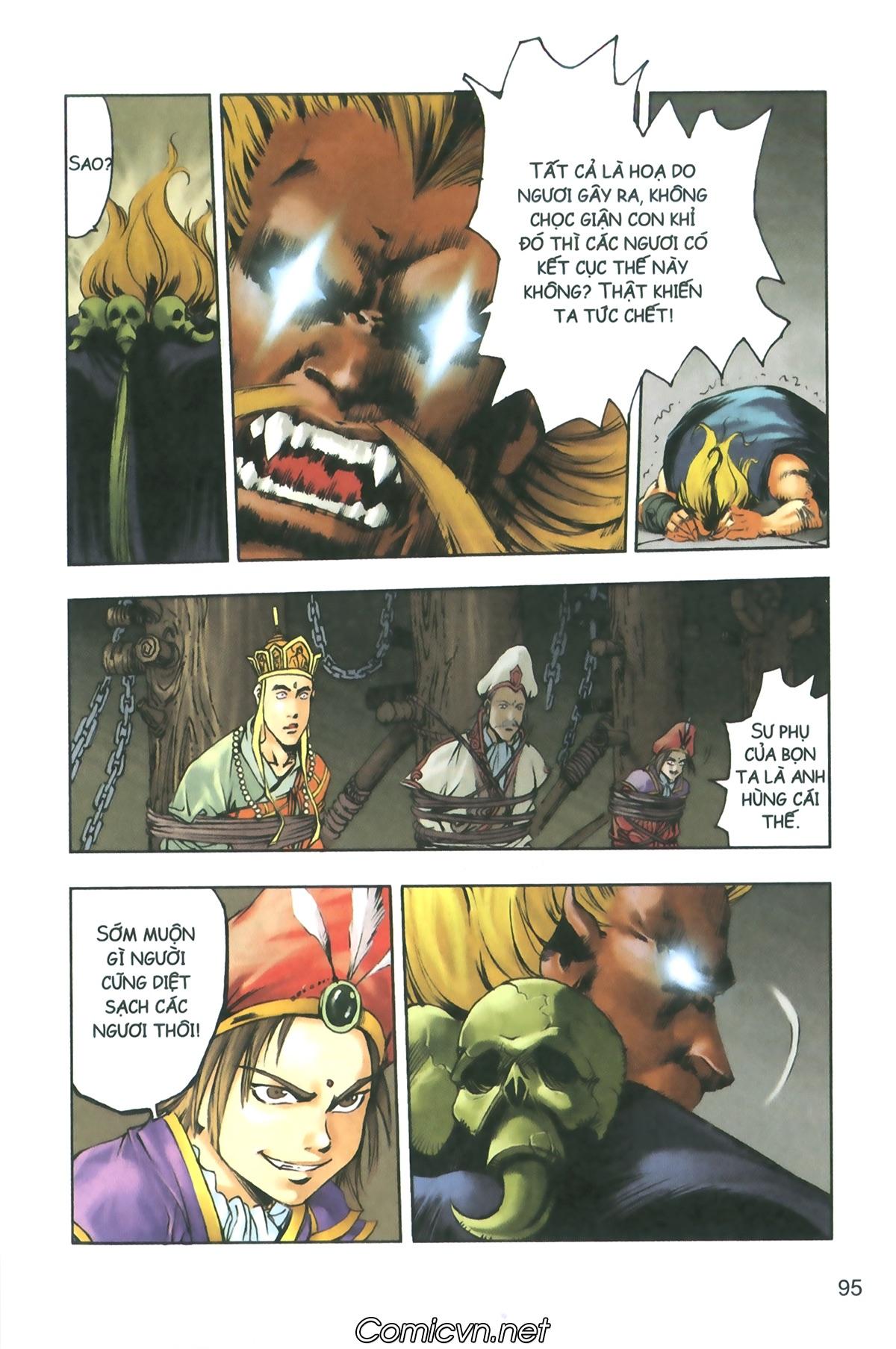 Tây Du Ký màu - Chapter 126 - Pic 6
