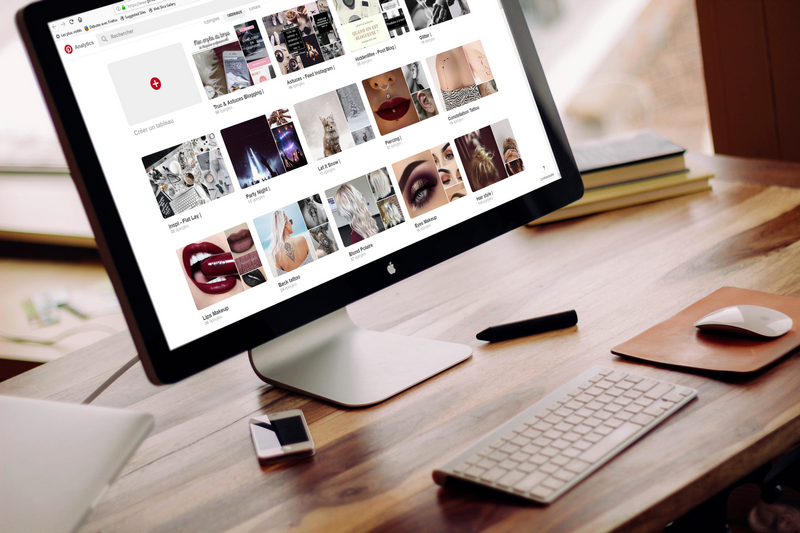 Pinterest - Le tremplin 2.0