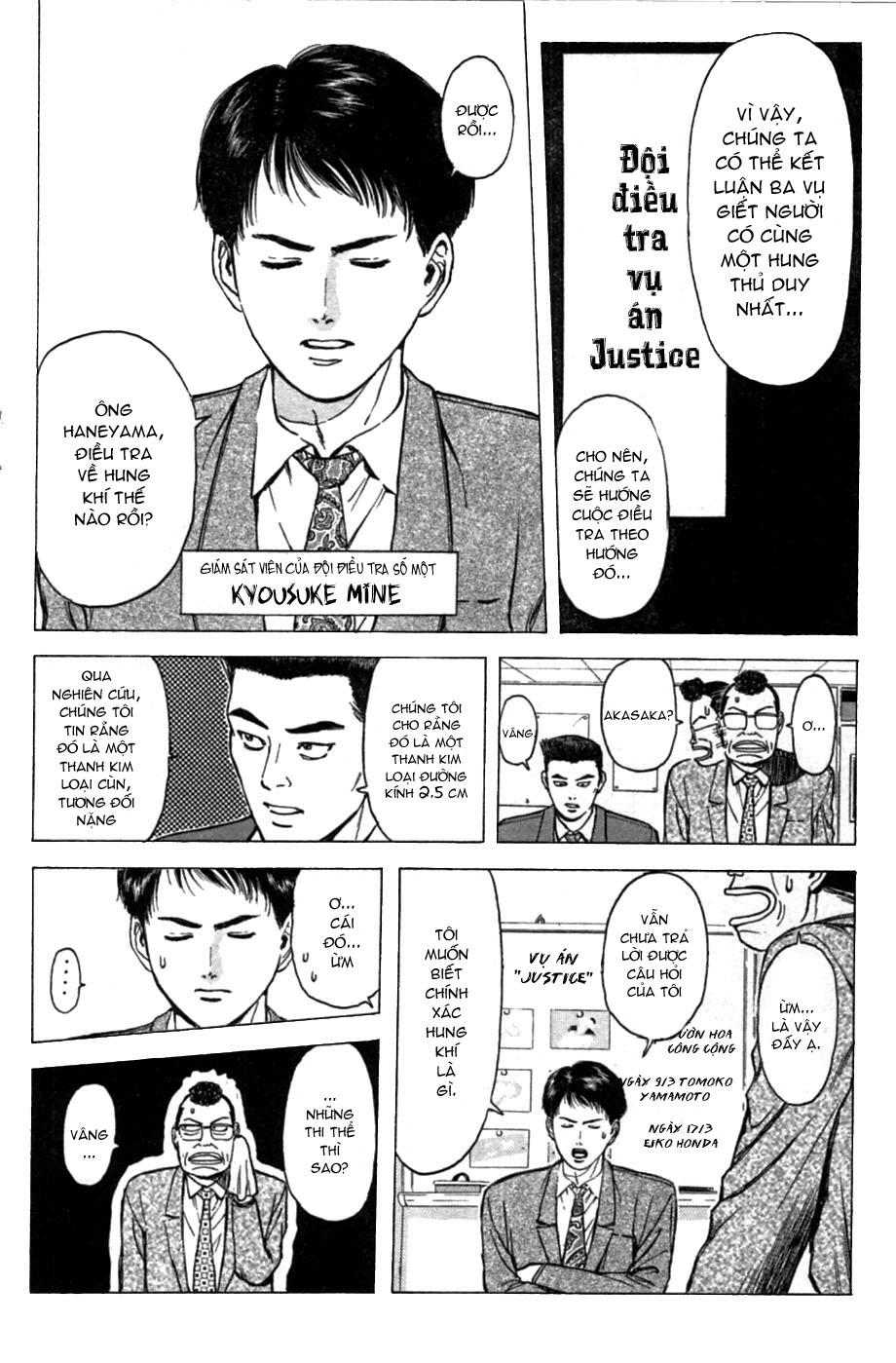 Psychometrer Eiji chapter 47 trang 9