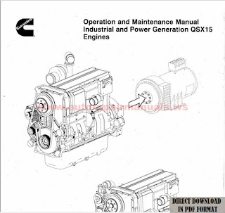 Find The Service Manual For Your Car Now!: Cummins QSX15