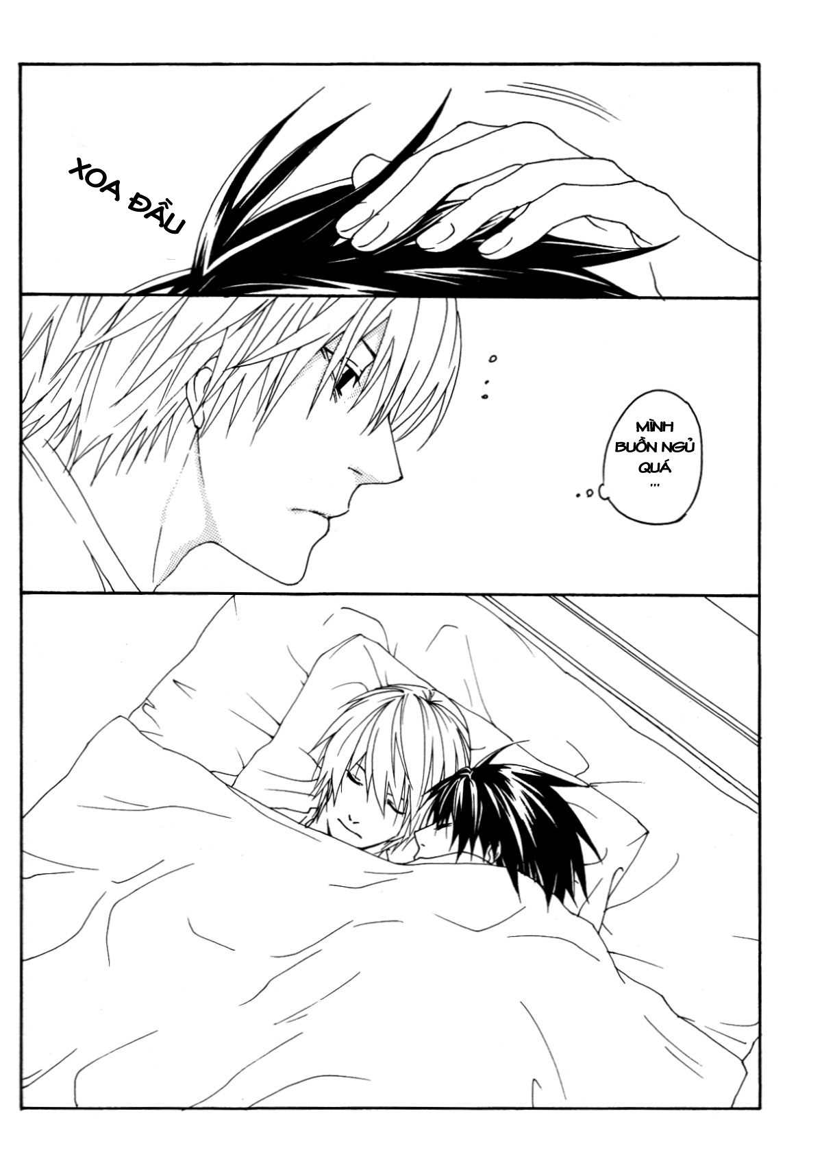 Hình ảnh 009 in Death Note Doujinshi - Feather Plus