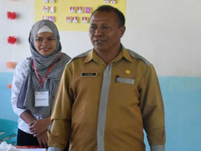 La Hudia Usman Minta Penyusunan Program Kerja OPD di Pulau Taliabu Sesuai Visi Misi