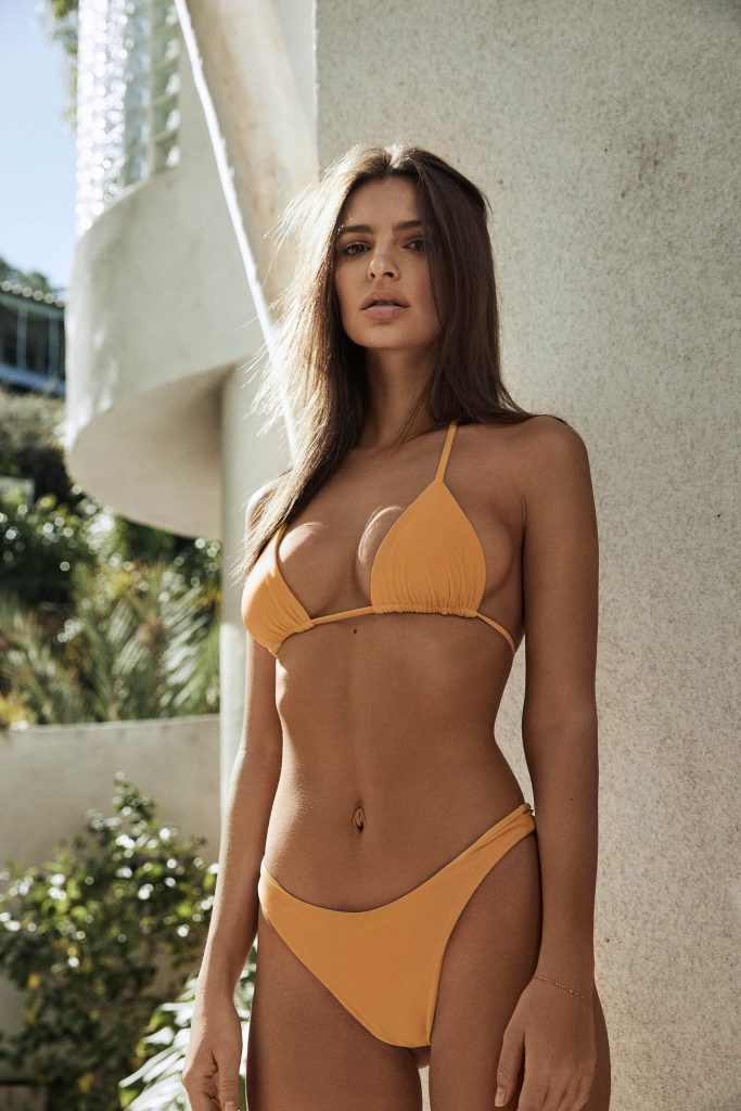 Emily Ratajkowski for Inamorata Swimwear 2017