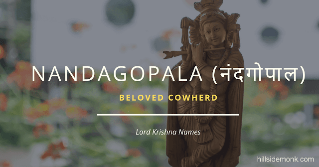 Lord Krishna Names With Meaning 5