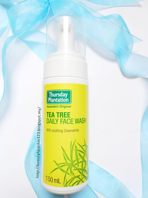 THURSDAY PLANTATION TEA TREE DAILY FACE WASH FOR ACNE