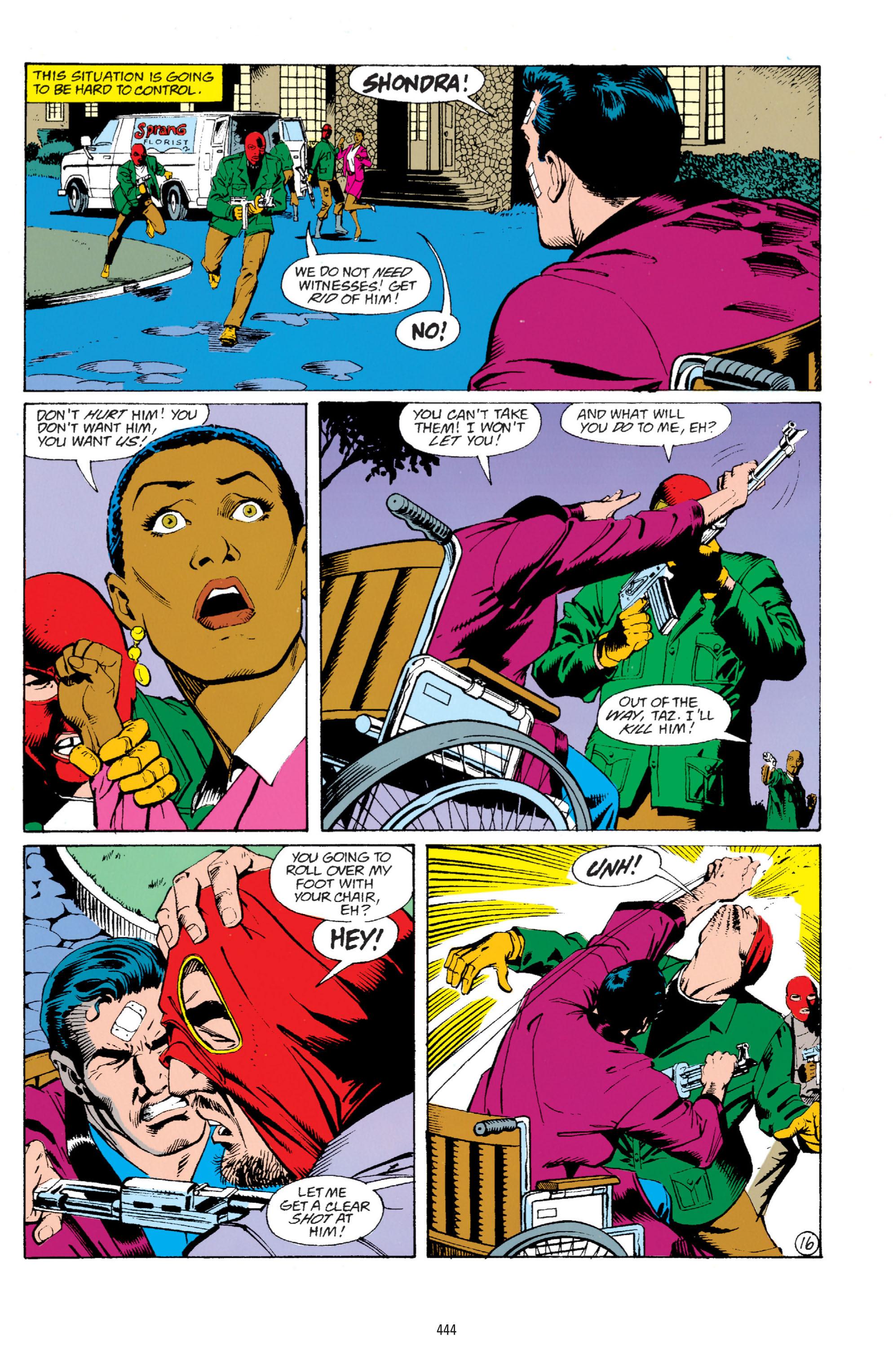 Detective Comics (1937) 665 Page 15