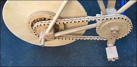 Gambar Sepeda Kayu Blogspot