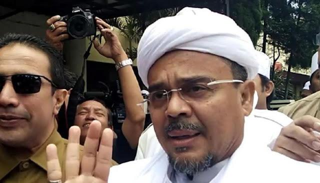 Jokowi Menang Versi QC, Kapitra Janji Jemput Habib Rizieq Sebelum Lebaran
