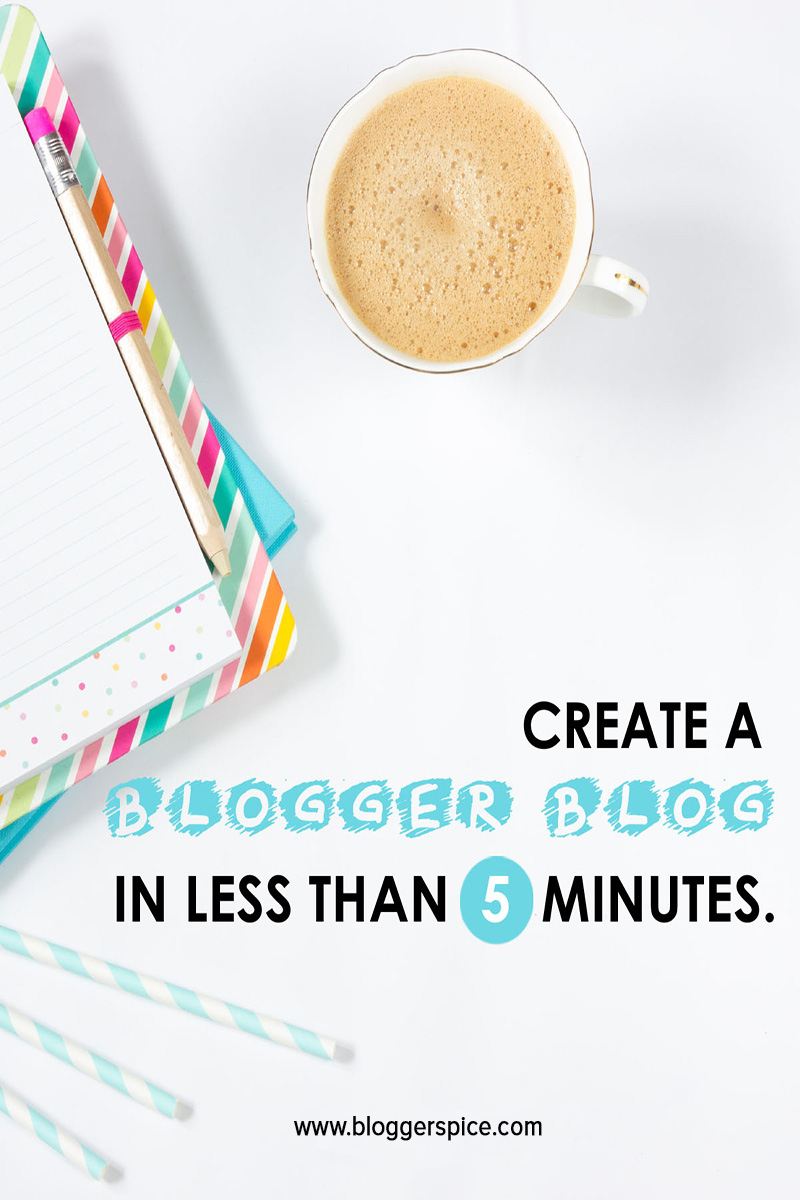 How to Create A Blogger Blog easily?