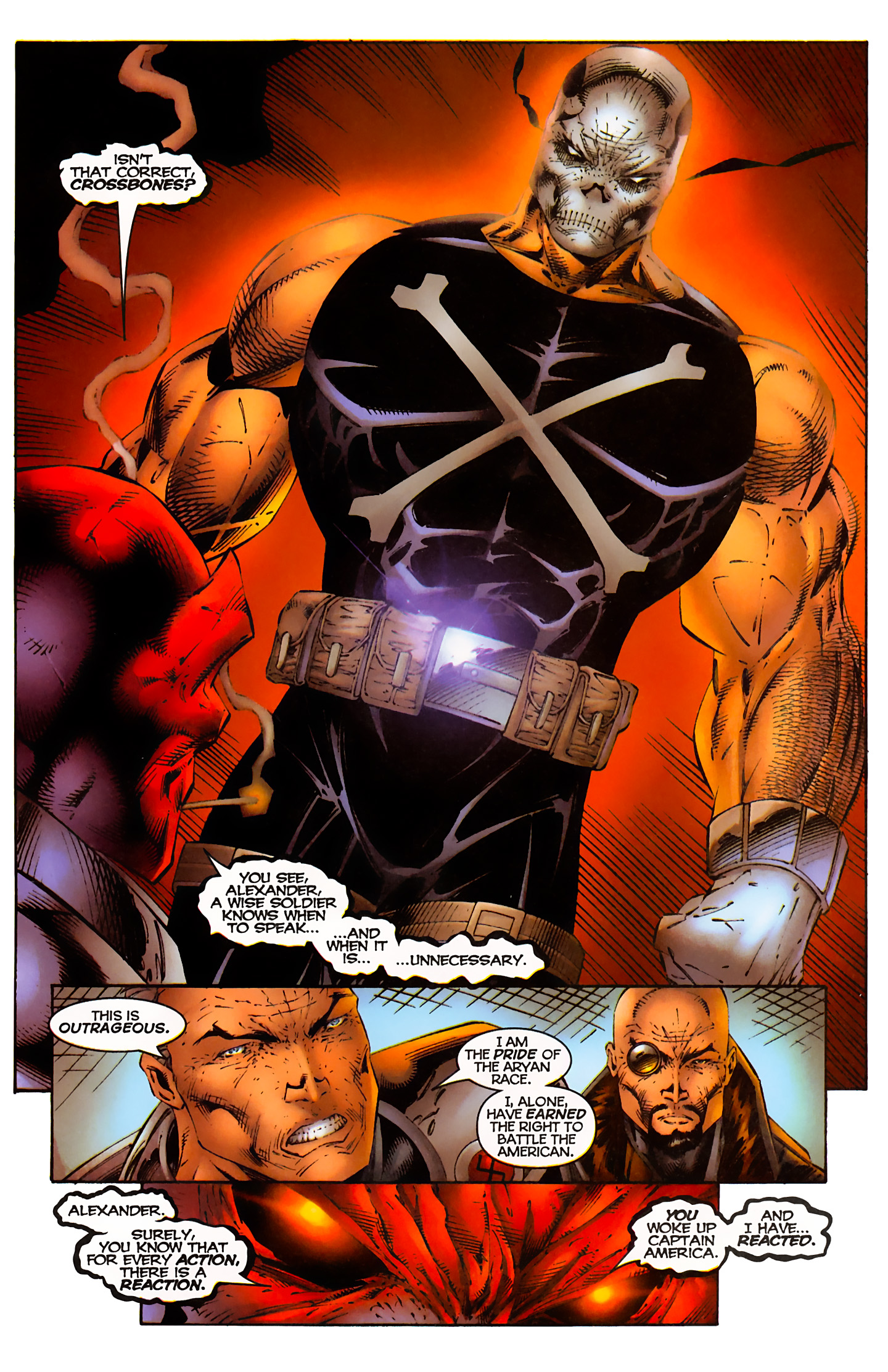 Captain America (1996) Issue #3 #3 - English 17