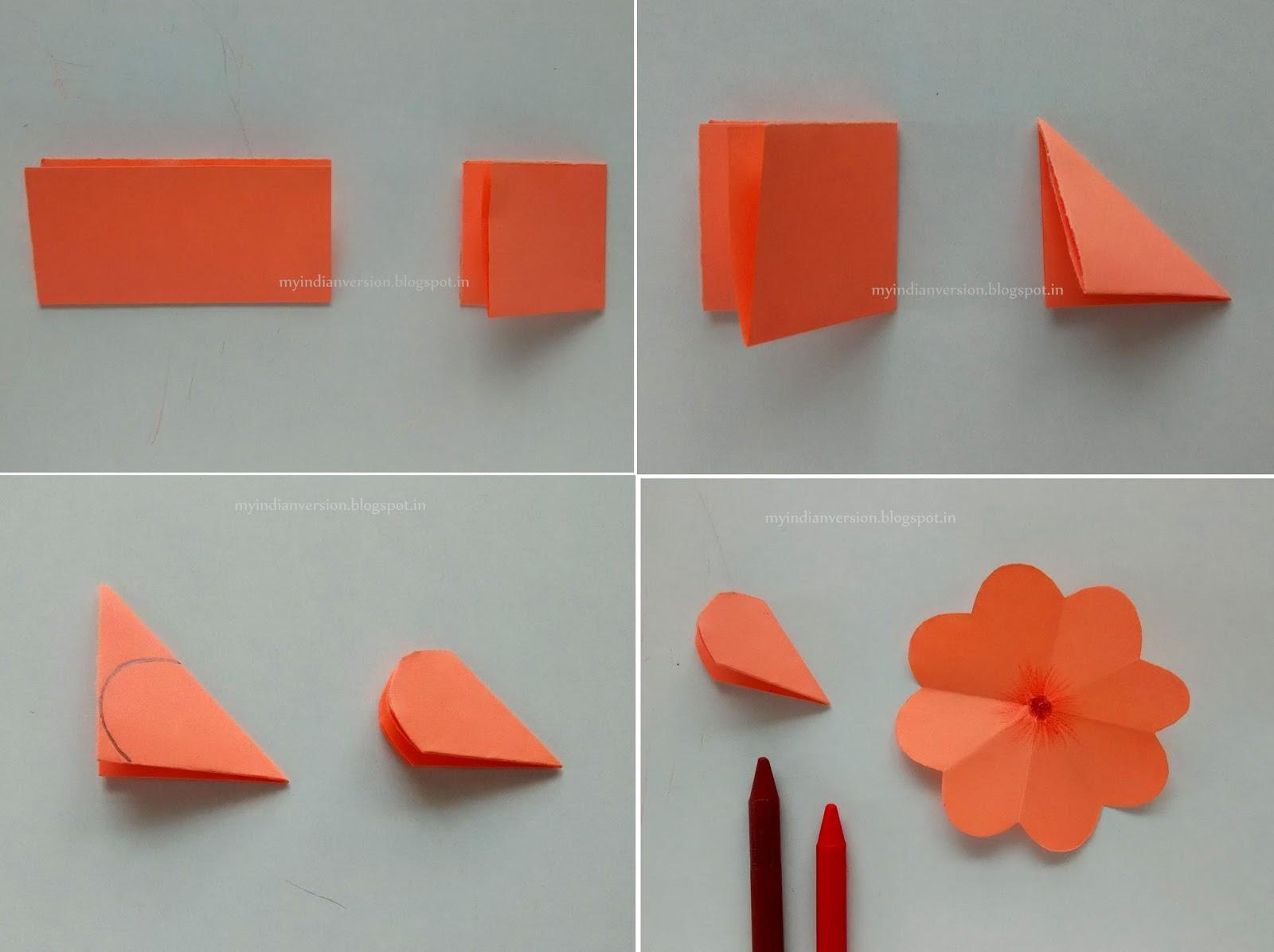 Diy Easy Pop Up Card Photo Tutorial Diy Pop Up Cards Pop Up Flower Cards Birthday Cards Diy