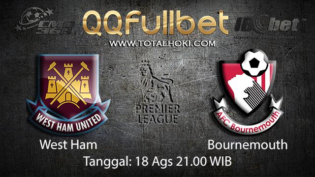 Prediksi Bola Jitu Tottenham West Ham vs Bournemouth (English Premier League)
