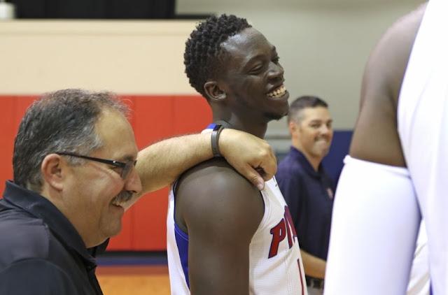 Stan Van Gundy et Reggie Jackson   PistonsFr, actualité des Detroit Pistons en France