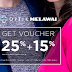 Optik Melawai Bagi - Bagi Voucher Discount