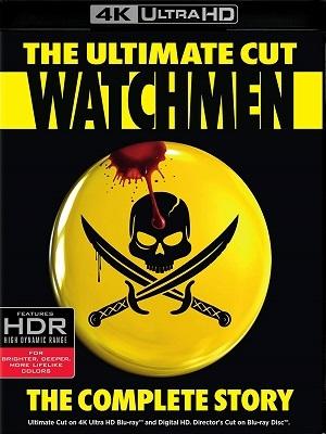 Watchmen - O Filme Versão Definitiva 4K Ultra HD Legendado Torrent