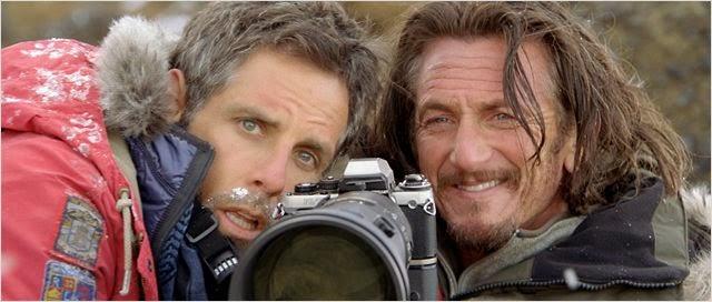 Ben Stiller avec Sean Penn