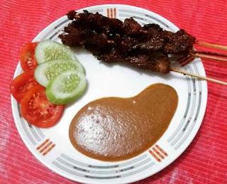 Resep dan cara membuat sambel kacang