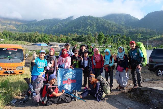 Gunung Guntur Garut Jawa Barat