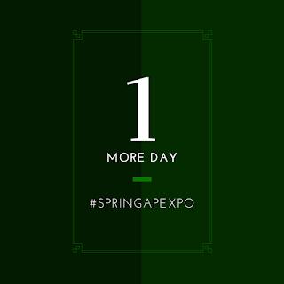 #springapexpo