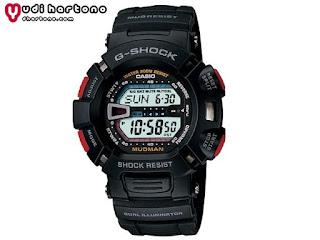 3. Casio G-Shock mudman G-9000-1V