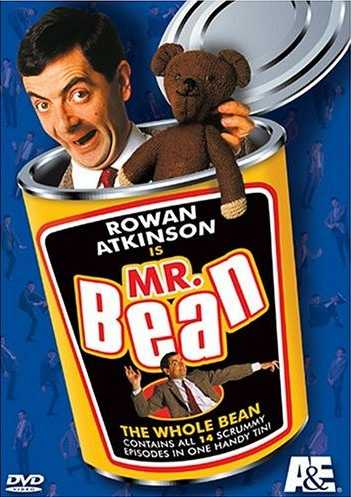 Mr. Bean 1ª Temporada (1990)