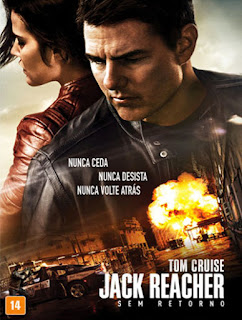 Jack Reacher: Sem Retorno - BDRip Dual Áudio