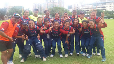 china lost to nepal womens world cup asian qualifier