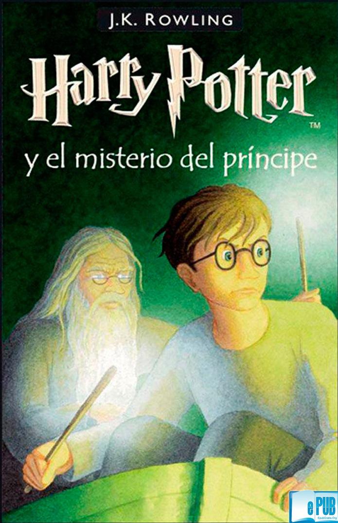 Harry Potter y el misterio del príncipe – J. K. Rowling