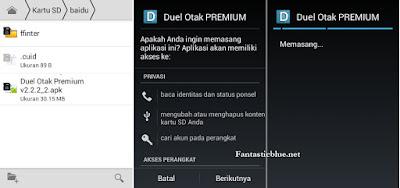 Install Duel Otak premium
