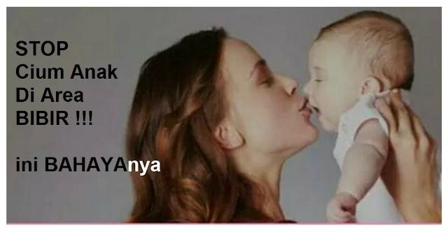 Ternyata Kita Tak Boleh Cium Bibir Bayi yang Belum Tumbuh Gigi, Bisa Timbulkan Kematian