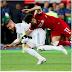 Los memes de la jugada entre Ramos y Salah